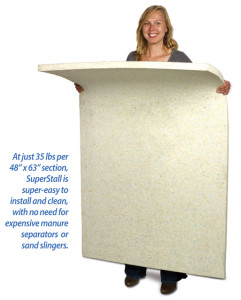 SuperStall Mattress by North Brook
